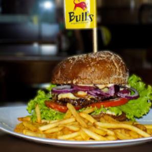 Logo Bull's Burger e Beer
