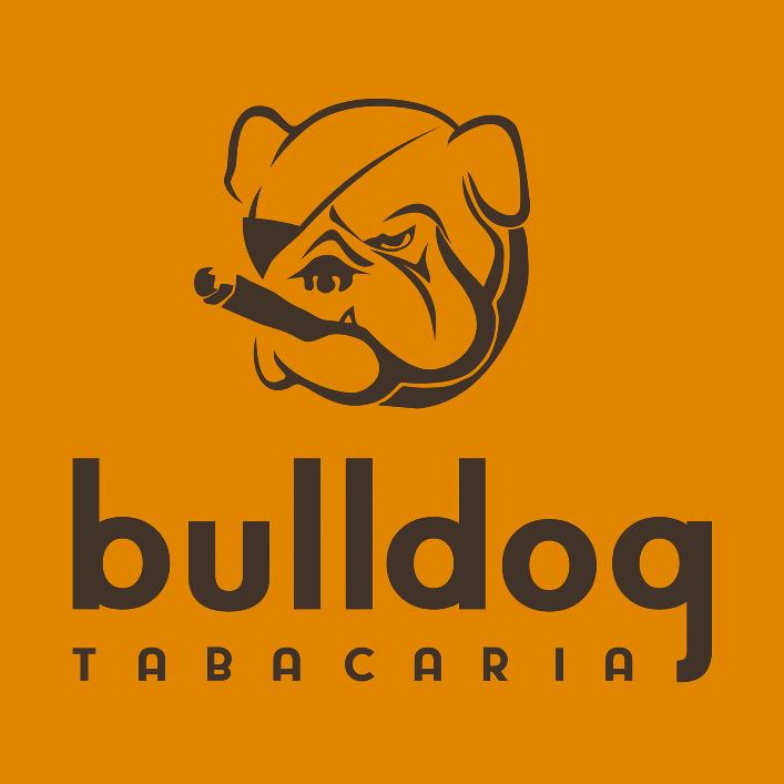 Logo Bulldog Tabacaria - Curso