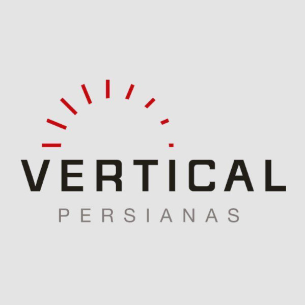 Logo Vertical Persianas