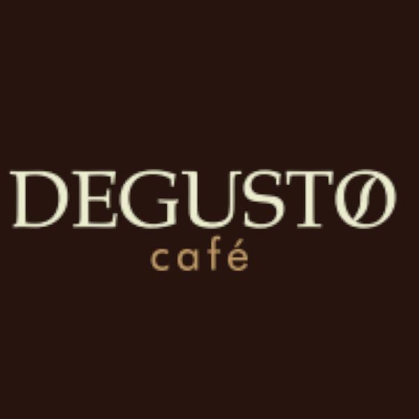 Logo Degusto Café