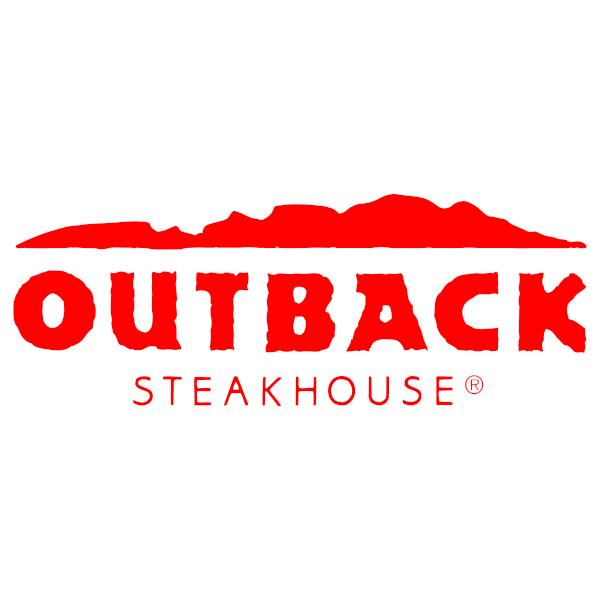 Logo Outback Steakhouse - Shopping Curitiba