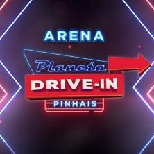 Arena Planeta Drive In - Vibe Presents: Eli Iwasa, Murphy e Zac
