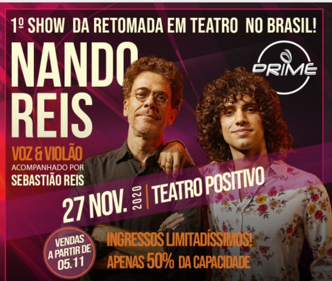 Nando Reis Voz & Violão