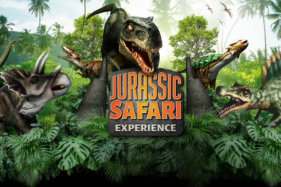Jurassic Safari Experience