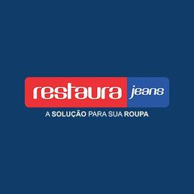 Logo Restaura Jeans Bigorrilho