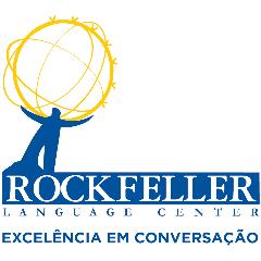 Logo Rockfeller Language Center - SJP