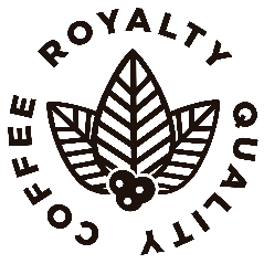 Logo Royalty Quality Coffee