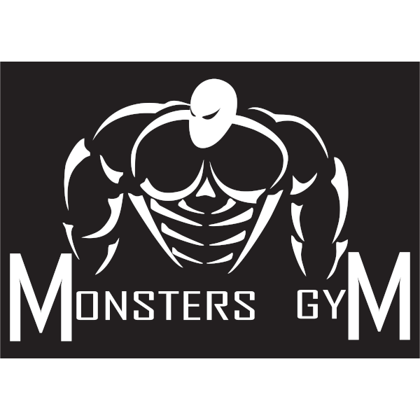 Logo Academia Monsters Gym