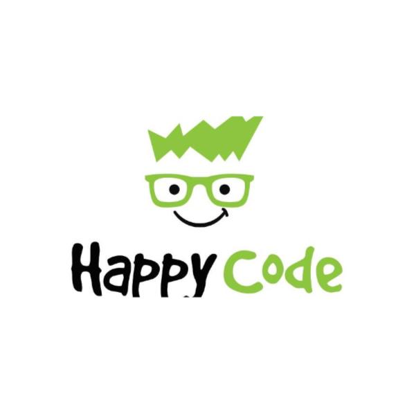 Logo Happy code - Curitiba