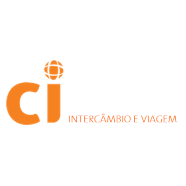 Logo CI Intercâmbio e Viagem