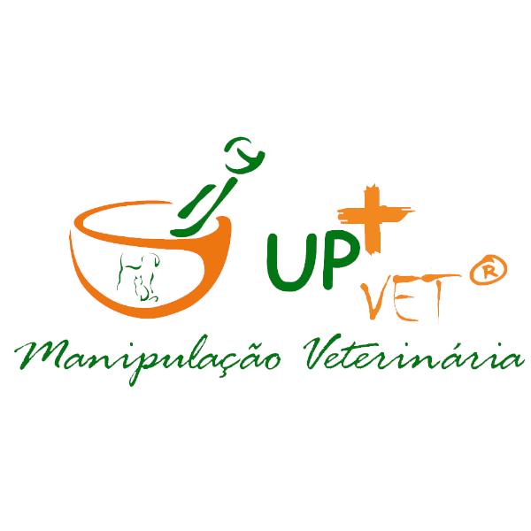 Logo Upvet Farmácia de Manipulação Veterinária