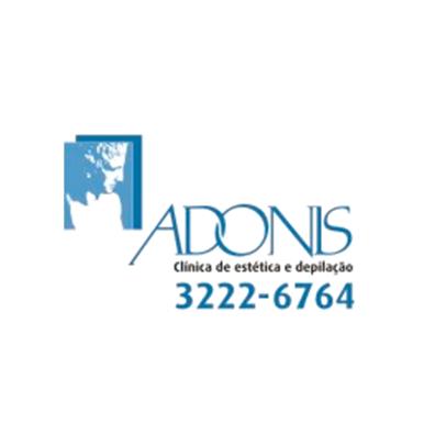 Logo Adonis Clínica de Estética e Depilação