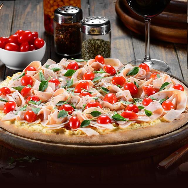 Logo Abaré Pizzarias