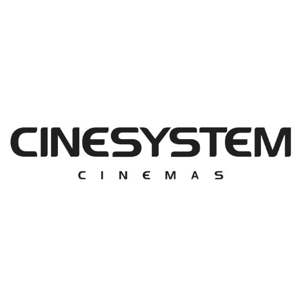 Logo Cinesystem - Shopping Cidade