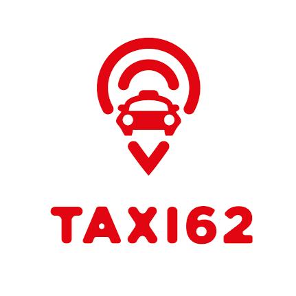 Logo Radiotaxi Faixa Vermelha