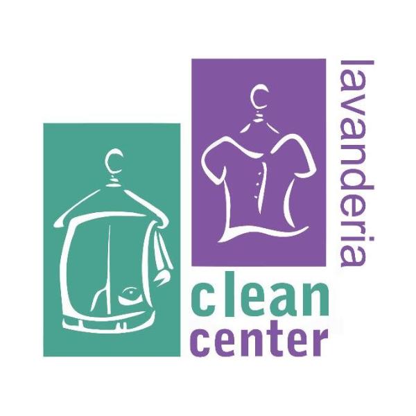 Logo Lavanderia Clean Center