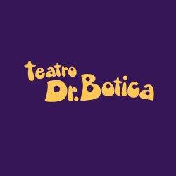 Logo Teatro de Bonecos Dr. Botica