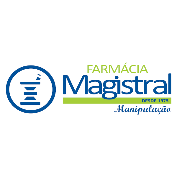 Logo Magistral Farmácia de Manipulação