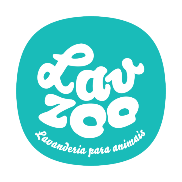Logo Lav Zoo Lavanderia para Animais