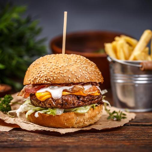 Logo Company Burger - Pinhais