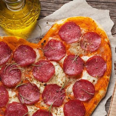 Logo Pizzaria D'Parma