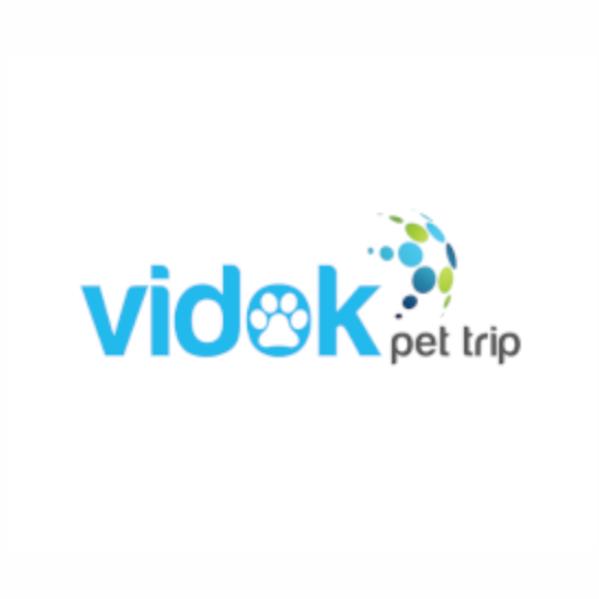 Logo Vidok Pet Trip
