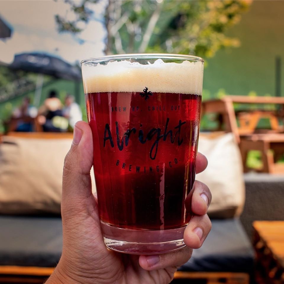 Logo Alright Brewing Co.