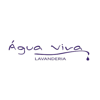 Logo Lavanderia Água Viva