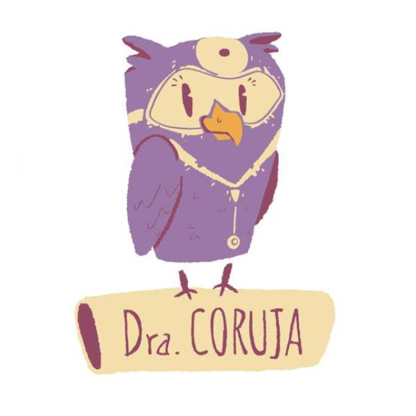 Logo Dra Coruja
