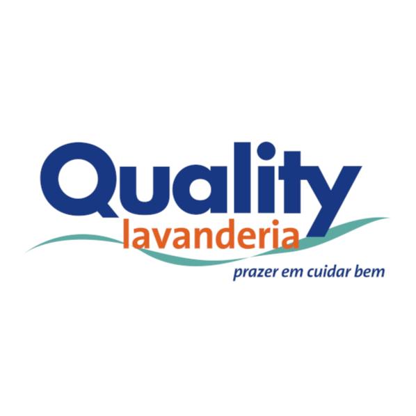 Logo Quality Lavanderia - Batel