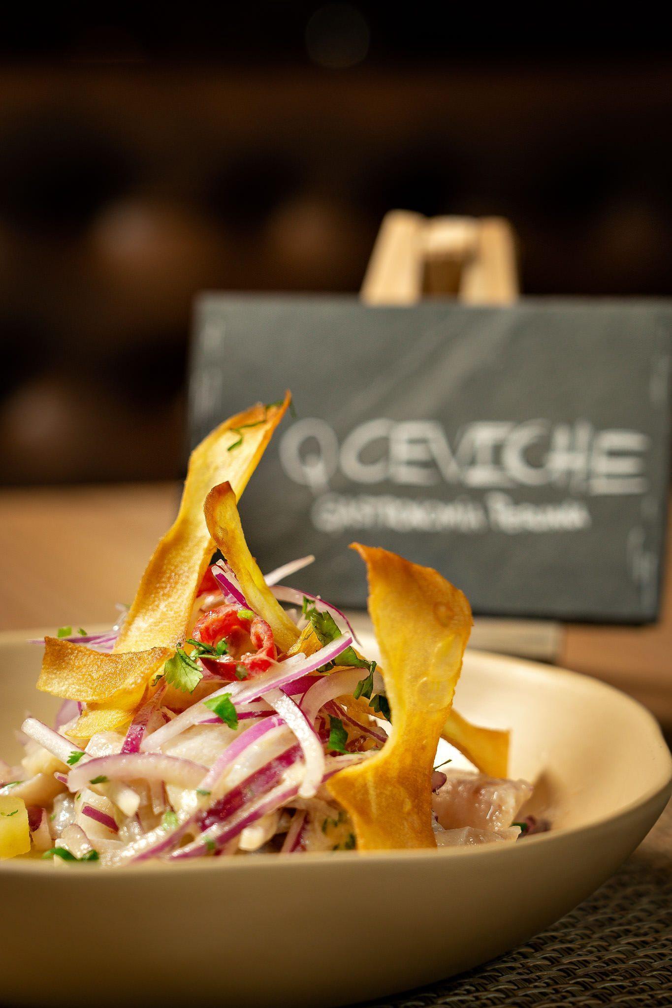 QCeviche! - Gastronomia Peruana