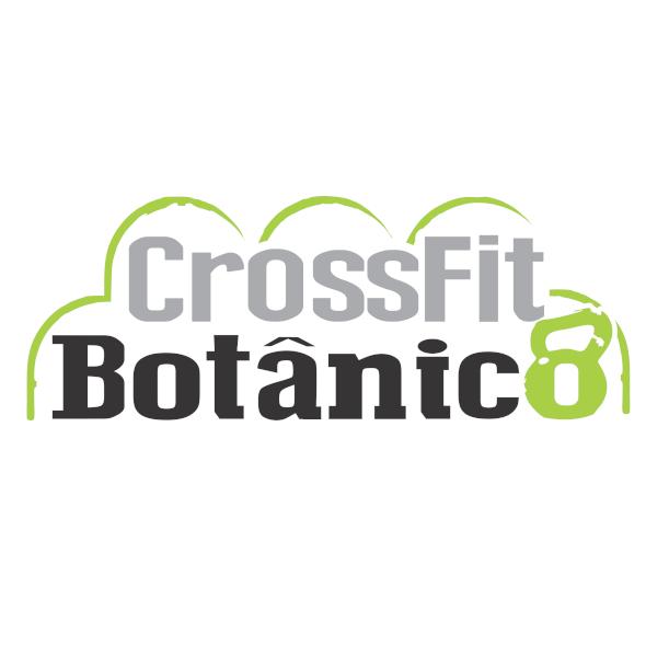 Logo Crossfit Botânico