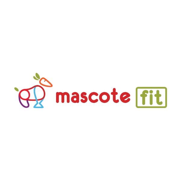 Logo Mascote Fit