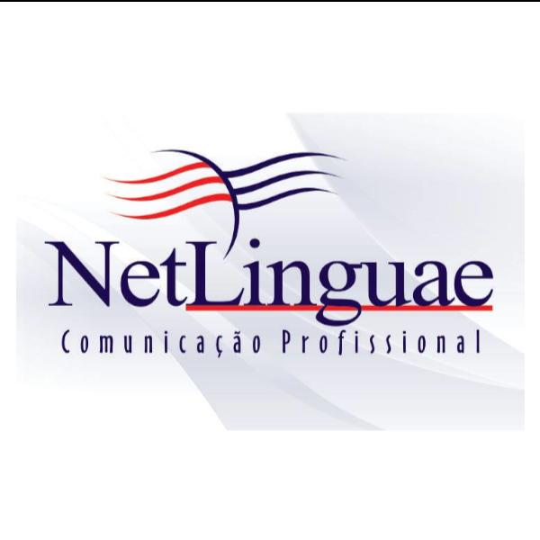Logo Netlinguae Soluções em Idiomas