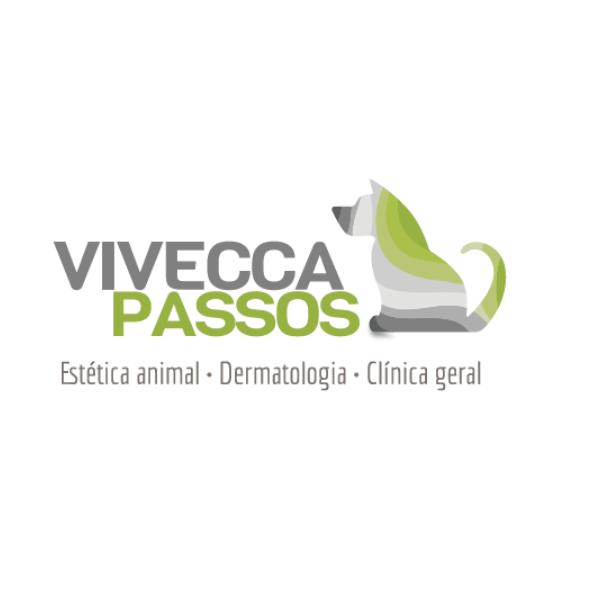 Logo Vivecca Passos Estética Animal