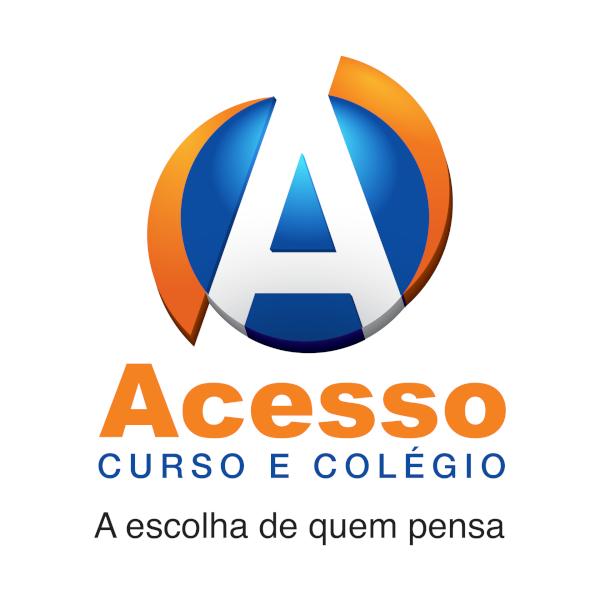 Logo Curso e Colégio Acesso — Boqueirão