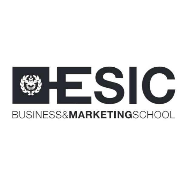 Logo ESIC — Escola Superior de Gestão Comercial e Marketing