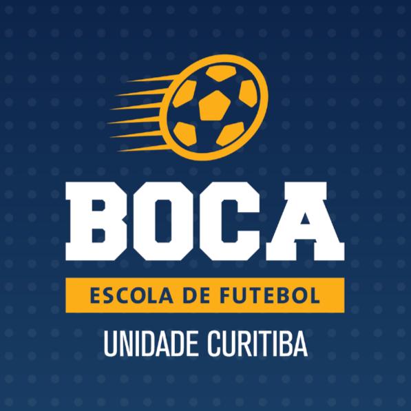 Logo Boca Juniors - Escola de Futebol