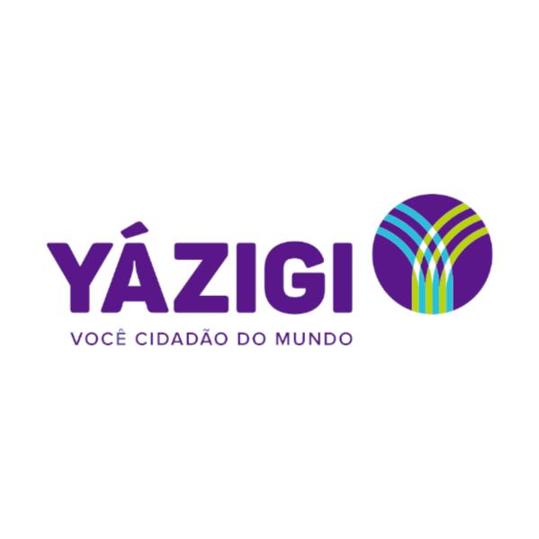 Logo Yázigi - Centro Cívico