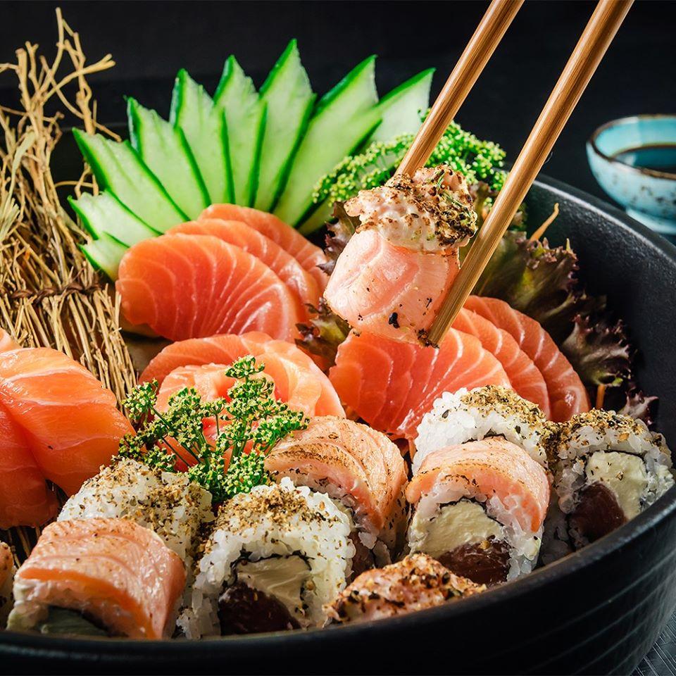 Logo Imaginum Sushi