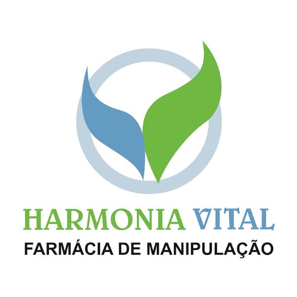 Logo Farmácia de Manipulação Harmonia Vital