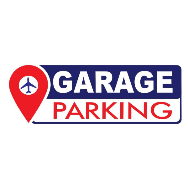 Logo Garage Parking Estacionamento Aeroporto