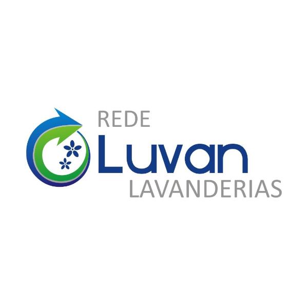 Logo Luvan Lavanderias - Boa Vista