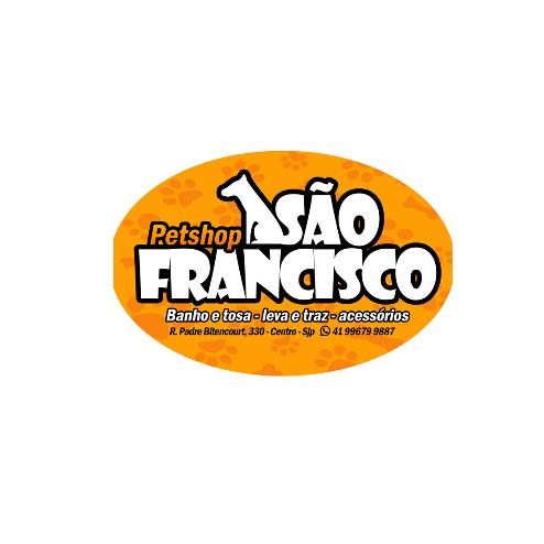 Logo São Francisco Pet Shop