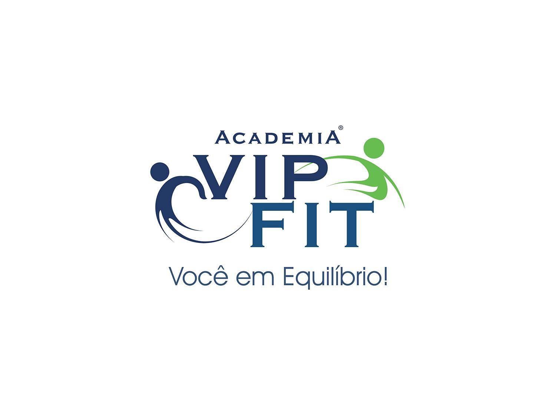 Logo Academia Vip Fit