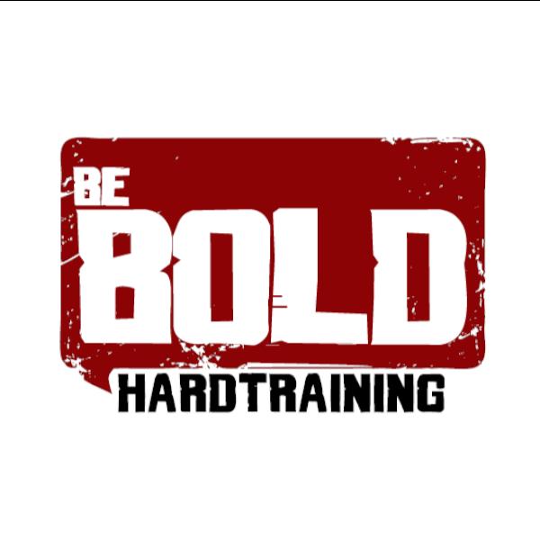 Logo Be Bold Hardtraining