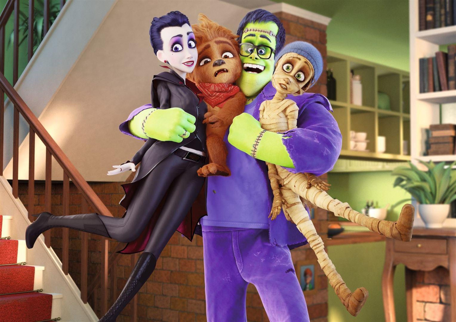 Uma família feliz: criança de 10 anos faz crítica de nova animação