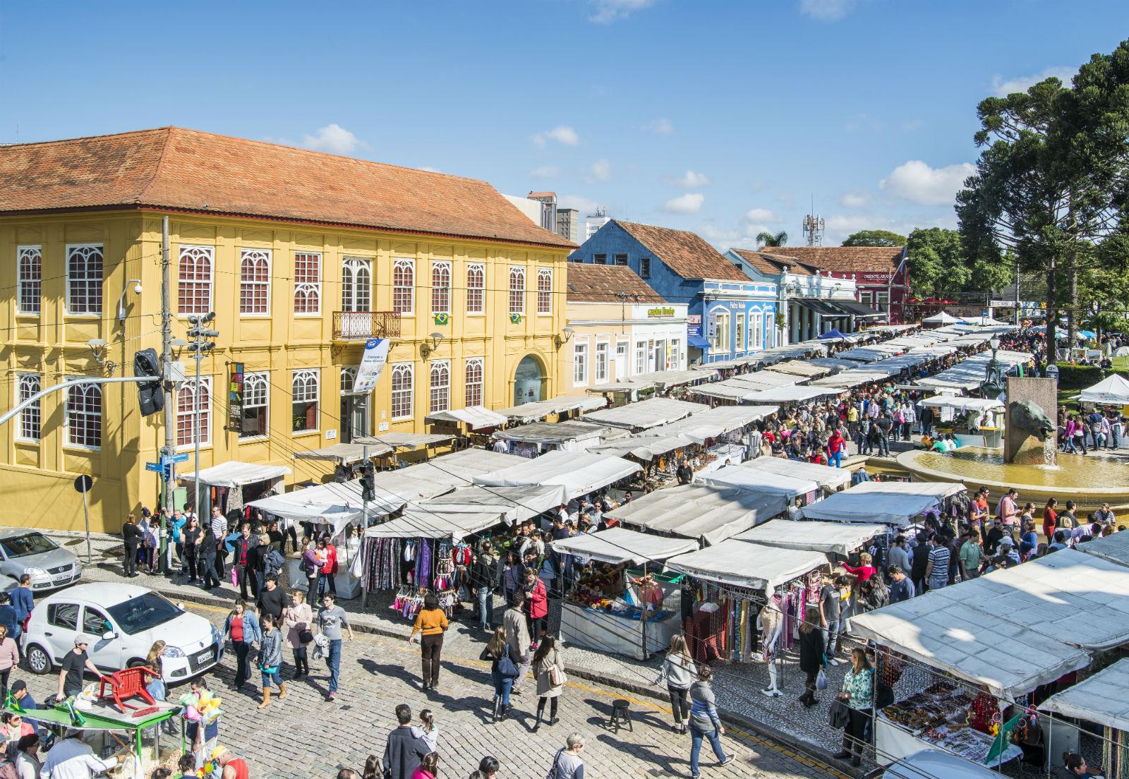 Como apresentar Curitiba a quem vem de fora? O Guia indica dez clássicos