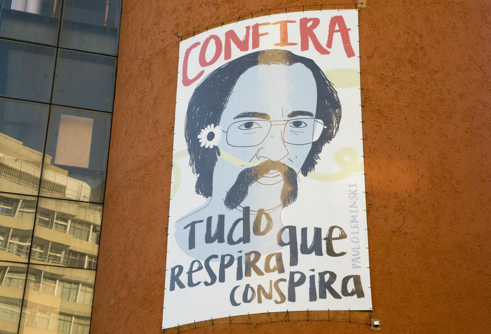 Aniversário de Paulo Leminski tem eventos especiais em Curitiba