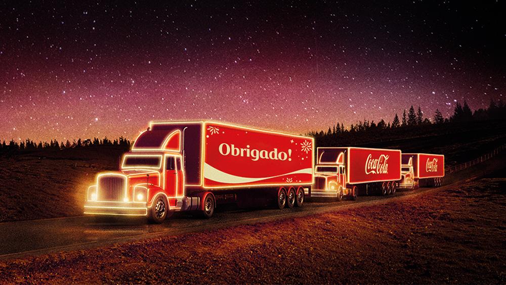 Caravana Iluminada da Coca-Cola passa por Curitiba nesta terça-feira (5)